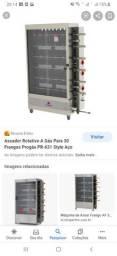 Maquina de frangos
