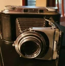 Câmera Vintage-Voigtlander Bessa Ii - 35mm-Synchro <br><br>