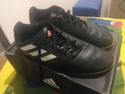 Título do anúncio: Chuteira Futsal Adidas Conquisto II TAM (43)