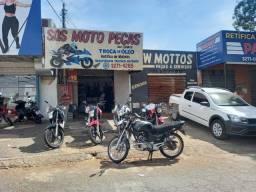 Título do anúncio: Moto pecas a venda