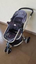 Carrinhos de bebê Galzerano 3 rodas + bebê conforto