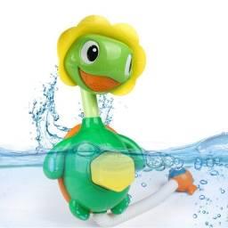 Título do anúncio: Brinquedo De Banho Para Bebê Divertido Tartaruga  Patinho ou Golfinho Infantil