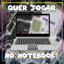 Título do anúncio: Notebook