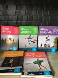 Livros Athos 8ano