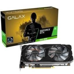 Título do anúncio: Placa de video gtx 1660 super Galax (60SRL7DSY91S)