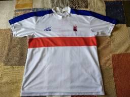 camisa parana clube finta de treino branca