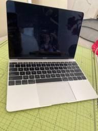 """Macbook Retina 12"""" 2017 - Usado"""
