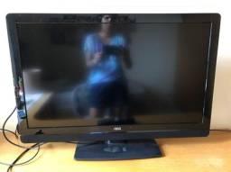 """Tv AOC 32"""" Led Mod LE32W156 - Super Conservada - Só Venda"""