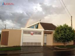 Casa com 1 suíte e 2 dormitórios à venda, 115 m² por R$ 350.000 - Loteamento Sumaré - Mari