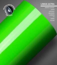 Título do anúncio: Envelopamento cores