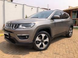 Título do anúncio: Jeep Compass Longitude Premium 2018 flex