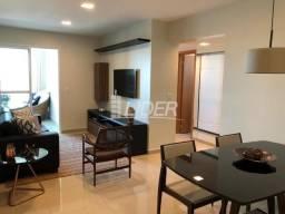 Apartamento à venda com 3 dormitórios em Centro, Uberlandia cod:26596
