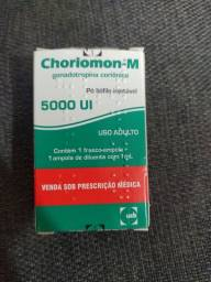 Título do anúncio: Choriomon-M 5000ui HCG