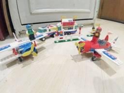 Lego set original Aerial Acrobats falta 1 minifig