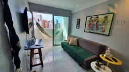 Apartamento com 2 dormitórios à venda, 58 m² por R$ 350.000 - Cabo Branco - João Pessoa/PB