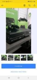 Xbox One Fat 500gb + 2 Controles + 3 Jogos + Headset Onikuma K5 Pro