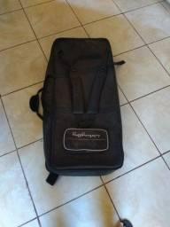Capa Bag luxo para teclado 5/8
