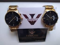 Relógio Nibosi - Original e com garantia!!!