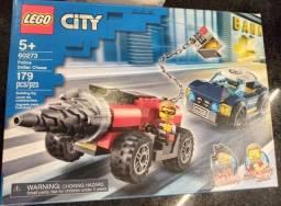 Brinquedo Lego City.