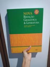 Redação gramática literatura