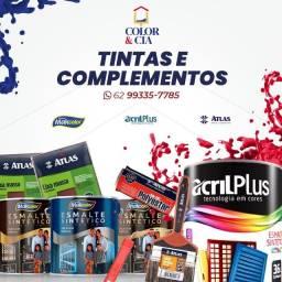 Título do anúncio: Tintas e Materiais para Pintura