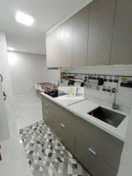 Apartamento com 2 dormitórios à venda, 60 m² por R$ 350.000,00 - Jardim Apolo - São José d