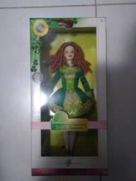Barbie collector Irish dance
