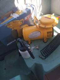 Compressor de ar Jetfacil