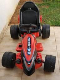 Carrinho elétrico infantil - Fórmula 1 Racing
