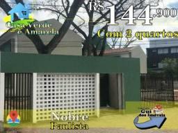 Prive no Nobre, Paulista - R$ 144.900