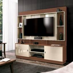 """Título do anúncio: Estante Home NVD225 TV 50"""" 1,60 com nichos. Entregamos no próximo dia útil"""