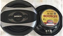 Título do anúncio: Par Alto-falantes Booster Bs-168s 6pol 1000watts 4 Vias