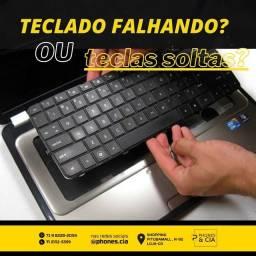 Título do anúncio: Assistência técnica notebook e MacBook