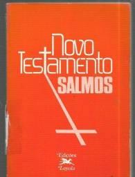 olx312 Novo Testamento e Salmos edições Loyola 1969 - via correios