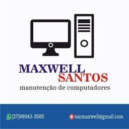 Manutenção e Formatação de Computadores e Notebooks (aceito Pix e PicPay)
