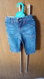 Calça jeans masculina nfantil