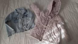 Jaquetas calças (vendo só hoje)
