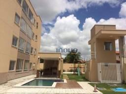 Apartamento com 2 dormitórios à venda, 53 m² por R$ 149.000,00 - Centro - Eusébio/CE