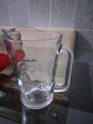 Título do anúncio: Jarra vidro para suco/água