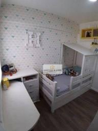 Apartamento com 3 dormitórios à venda, 86 m² por R$ 492.900 - Jardim Satélite - São José d