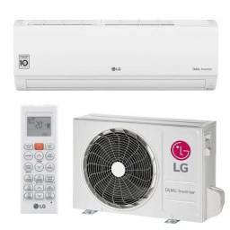 LG Dual Inverter 9000 btus (nunca usado)