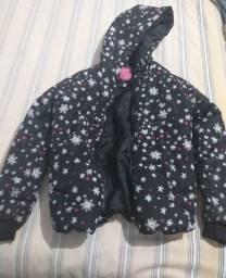 Vendo 4 jaquetas e um colete