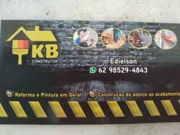 Título do anúncio: KB construções ltda