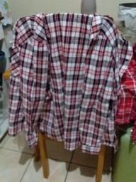 2 camisa p e m