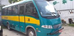 Ônibus novíssimo