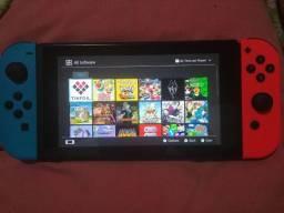 Nintendo Switch Neon Desbloqueado