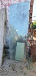 Vidros temperados de porta