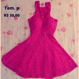 Kit com 6 vestidos usados