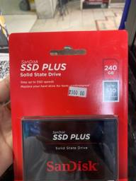 Título do anúncio: SSD SANDISK 240gb