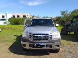 Título do anúncio: ranger cabine dupla gasolina/GNV 2011/12